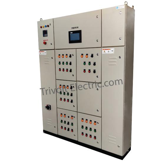 PLC CONTROL PANEL 2